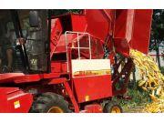 雷沃举办玉米全程机械化作业演示会--河北保定曲阳站