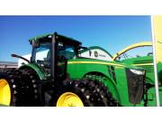 约翰迪尔高端智能产品亮相2015新疆农业机械博览会