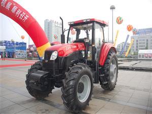 出售2007年产的东方红1204拖拉机