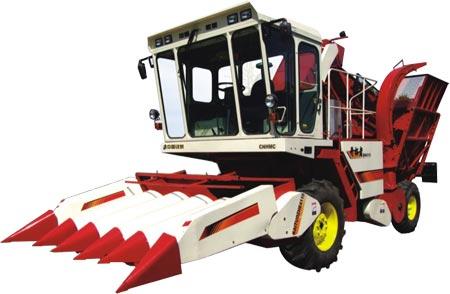 中收BH4146玉米收割机