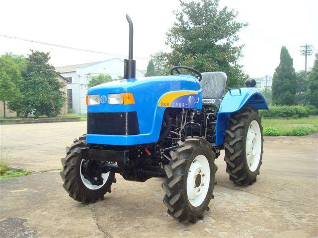上海纽荷兰254轮式拖拉机 农机图片 农机 通 高清图片