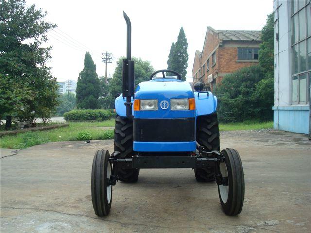 上海纽荷兰snh300拖拉机 高清图片