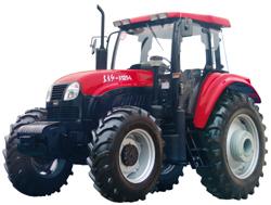 东方红lx1104四轮驱动拖拉机(点击查看)