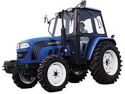 福田雷沃M704-A四轮驱动拖拉机
