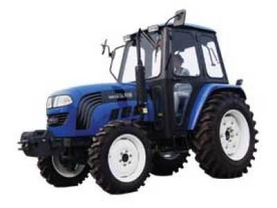 中拖性价比最佳选择:福田雷沃M554拖拉机