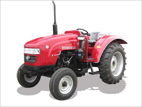 时风550拖拉机 山西省长治市农业机械总公司 高清图片