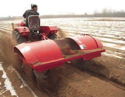 山东璞盛3PX-2马铃薯培土机