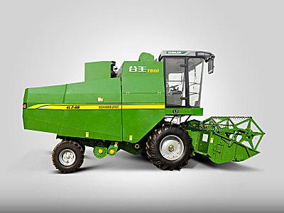 谷王TB60(4LZ-6B)型小麦收割机