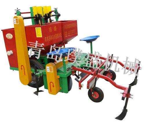 4kw四轮拖拉机 开沟器型式:双面犁尖式