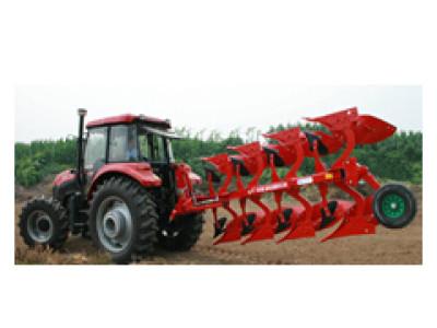 现代农装(中农机)1LFT-435翻转调幅铧式犁