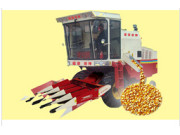 4YB-4玉米籽粒收获台