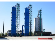 300吨烘干塔