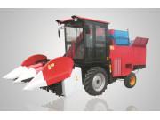 农哈哈4YZ-3玉米联合收获机