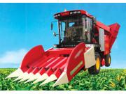 4YZP-6YS玉米收获机