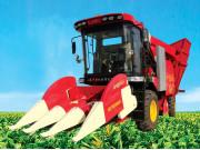 4YZP-3FLYS玉米收获机