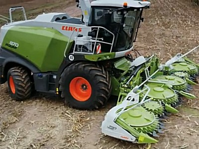 CLAAS(科乐收)JAGUAR840自走式青贮饲料收获机