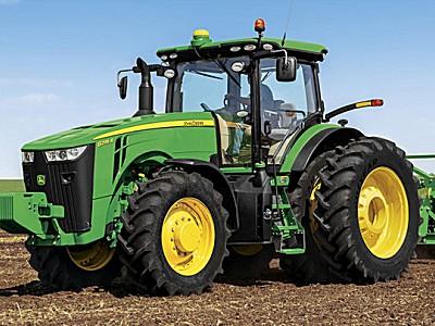 约翰迪尔8R-8245R拖拉机