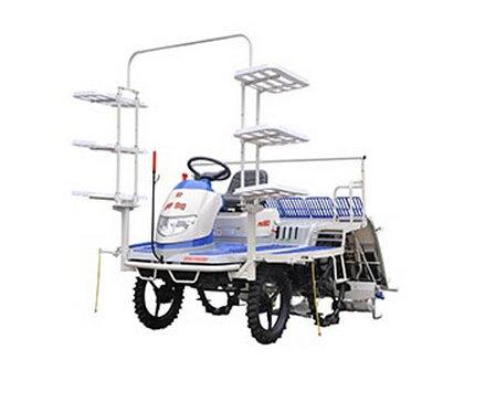 井关PZ60G乘坐式水稻插秧机