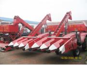 4YW-3背负式玉米收获机