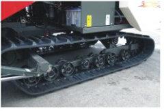 沃得巨龍DR60系列(4LZ-6.0A)聯合收割機履帶