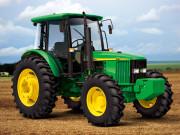 约翰迪尔1204轮式拖拉机