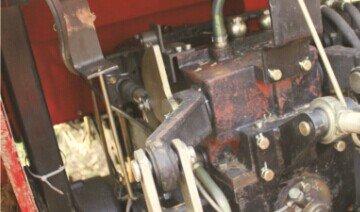 沃得奥龙WD704拖拉机(升级版)-沃得拖拉机-报espero图纸图片