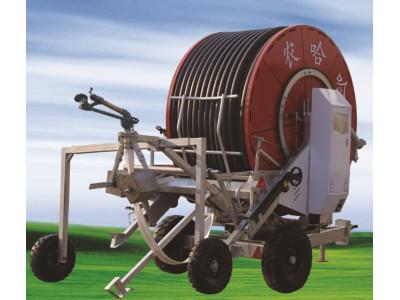 农哈哈JP75-400(智能I型)绞盘式喷灌机