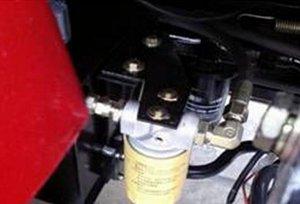 东方红lx1104拖拉机主要技术参数:   6、拖拉机的传动系、
