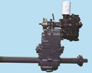 采用进口静液压无极变速器,可选配转向升降电磁阀,操作方便可靠图片