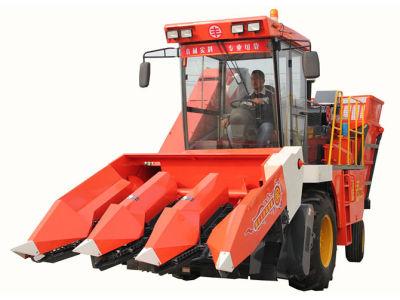 山东国丰4YZP-3型自走式玉米收获机