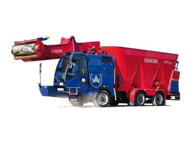 斯诺金3023自走式搅拌车(超大型)30m³