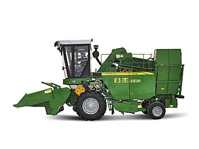 谷王CE30(4YZ-3E)玉米收获机