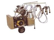 9JNQ-Ⅱ真空移动式挤奶机