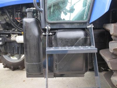 东风井关t804拖拉机  行走部配备了独立的pto离合器图片