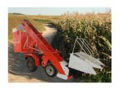 4YW-2玉米收割机