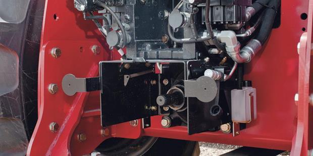 凯斯steiger 500拖拉机
