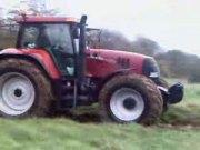 凯斯cvx170型拖拉机作业视频