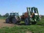 芬特412拖拉机+阿玛松UG 3000打药机