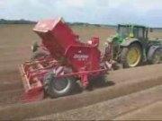 格力莫GL系列马铃薯种植机作业视频