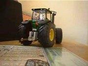 约翰迪尔8530拖拉机模型1