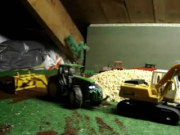 我的农机模型迪尔拖拉机