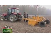 北京天宝伟业科技有限公司——精农3000型激光平地机在北大荒广泛应用