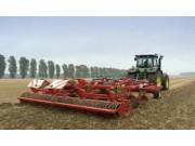 格兰CTC保护性耕作联合整地机作业视频