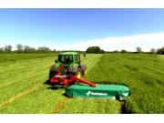 格兰全系列割草机和割草压扁机作业视频1