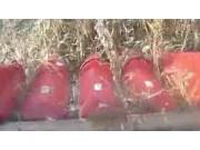 天人玉米收获机TR9988作业视频