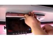 山东国丰4YZP-3D自走式玉米收获机摄像头安装视频