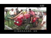 潍坊大众花生收获机作业视频