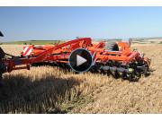 库恩Optimer整地机作业视频-天津库恩农业机械有限公司