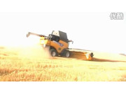 纽荷兰CR9090大型收割机作业视频