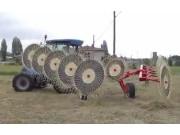 伊诺罗斯牧草/秸秆收获一体化解决方案